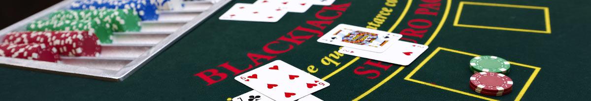 Základná stratégia blackjacku