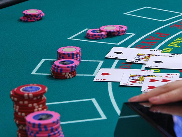 Počítanie kariet v blackjacku