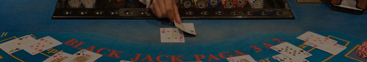 LIVE blackjack v online kasíne